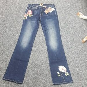Driftwood Kelly Boot Cut Jeans NWT